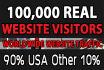 send web traffic guarantee daily visitors