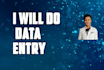 do Data Entry in specific hours