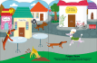 make colourful childrens book illustrations