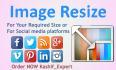 resize image, photo resizing with High Quality