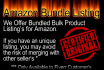 create unique bundled listings for your Amazon Store