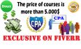 give you best courses CPA more 5000 usd just 5 dollar