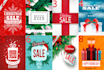 design your exact PROFESSIONAL Christmas Sales Banner