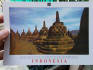 send a postcard from Indonesia with handwritten message