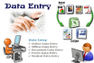 do any kind of data entry work within 24 hrs