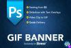 make a GIF Banner