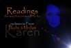 do your professional recorded, not typed Psychic Reading