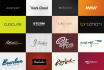 design your typography logo in 24 hours