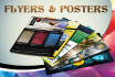 design Awesome Flyers and Posters
