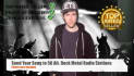 send your song to 50 Alt Rock Metal Radio Stations