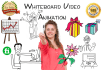 make awesome Whiteboard animation