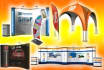 design and sell Displays and Flags for Trade shows