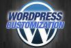 make wordpress website for you