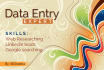 your Data Entry Expert