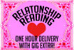 provide Fast Psychic Relationship Advice