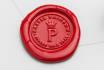 create a customized wax seal logo