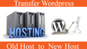 transfer websites from one hosting to another hosting