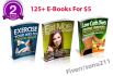 give you WEIGHT loss diet and fitness ebooks