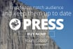 write a call to action Press Release in 1 day