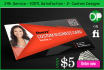 design print ready BUSINESS cards, free editable files