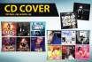 create web cd covers for mixtapes and ep