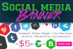 deliver amazing social media designs in 12 hrs