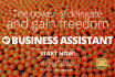 be Virtual Assistant for your Business