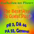live guest post on PR3, DA46, PA55 General Blog