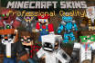 make you a professional quality Minecraft skin