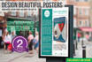 design superbs posters,flyers and brochures for ya