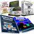 design professional ebook covers 3D software product Boxes coupons cd dvd