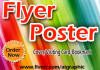 design wow type Flyer ,Poster,BookMark,headers