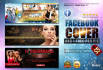 design hi quality amazing FACEBOOK cover and free psd file