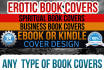 do Professional EBook Covers And Cover Editing