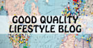 write a good quality lifestyle blog