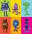 create cartoon charactors for you