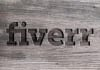 carve your name, logo or text into wood or stone