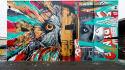 create graffiti intro video animation in HD