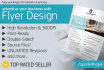 create AWESOME Flyer For Your Business