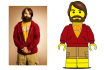 draw you in funny LEGO style