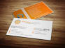 design Unique Business Cards Print Ready