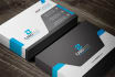 design business card within 24 hours