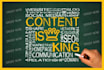 write SEO optimized quality Content and articles