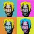 do your portrait in Mr Brainwash Warhol Marilyn style