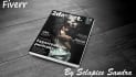 create 5 mockup for magazine in 24 hours