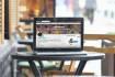 put your Website or Custom Image on Macbook Pro Mockup