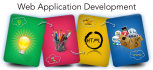 write a smart web application for you
