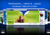 create fb TIMELINE cover for your business