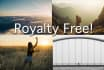 send you 1322 high quality images with royalty free licenses