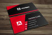 do Elegant and Professional Business Cards